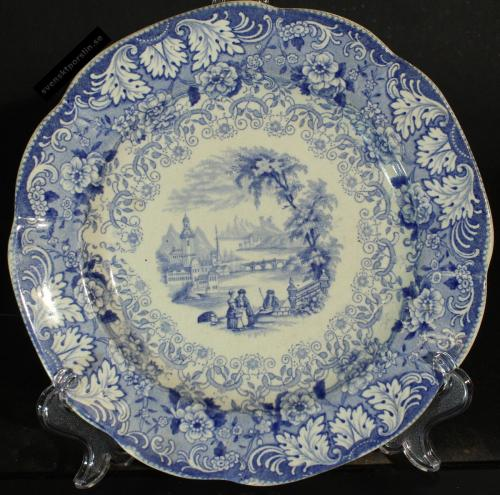 Rörstrand Dacca 1848 – ca 1900 PG