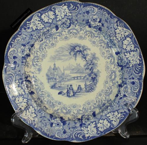 Rörstrand Dacca 1848 - ca 1900 nr11 ModA D24.7