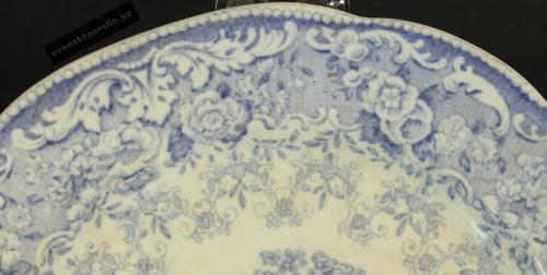 Rörstrand Dacca 1848 - ca 1900 nr33