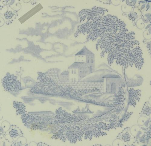 Rörstrand Dacca 1848 - ca 1900 nr42