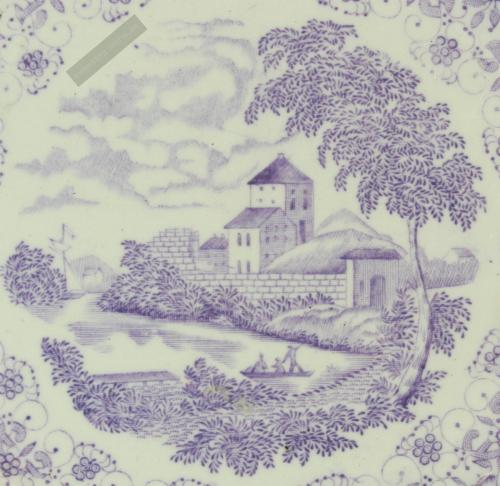 Rörstrand Dacca 1848 - ca 1900 nr52
