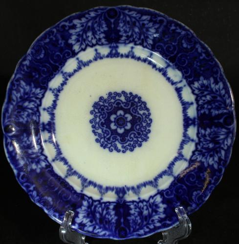 Rörstrand Floralt motiv 1853 – 1860-tal PG