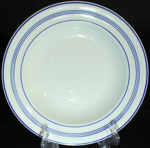 Rörstrand Tre blå ränder 1884 - 1957 PG